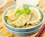西葫芦虾仁水饺