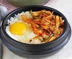 韩式鱿鱼拌饭