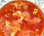 银耳番茄炒蛋