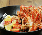 油炸小甲虾