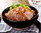 秘制酱汁牛肉