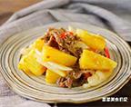 菠蘿子姜炒牛肉