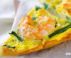 韭菜鮮蝦餅