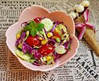 多彩蔬菜沙拉