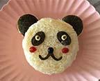 兒童早餐—熊貓牛油果雞蛋三明治