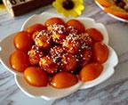 茄汁鵪鶉蛋