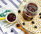 自制藍莓果醬