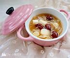 山藥銀耳紅棗甜湯