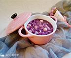 紫薯銀耳蓮子羹