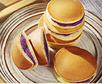 紫薯銅鑼燒
