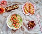 鲜虾馄饨南瓜面