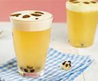 DIY熊猫珍珠奶盖茶