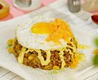 日式酱油蛋炒饭