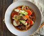 洋白菜胡萝卜炖牛肉