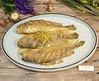 煎轉黃花魚