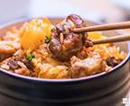 土豆燒排骨燜飯
