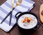 蛤蜊巧達濃湯