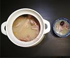 黃豆雞腳排骨湯