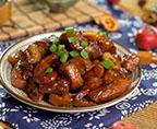 茶香紅燒肉