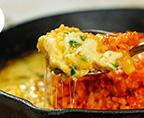 韓式蛋漿火山炒飯