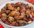 貴陽年菜辣子雞