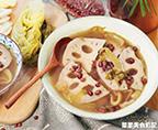 紅豆酸菜湯