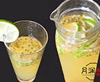 百香果檸檬汁