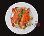 蔥姜炒螃蟹