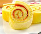 微波炉果酱蛋糕卷