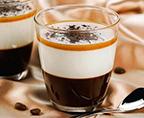消暑焦糖咖啡奶冻