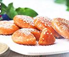 火晶柿子饼