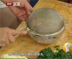 海米炝瓜条
