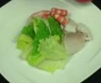 海鲜莳萝沙拉