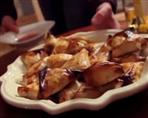 羊奶酪洋葱浆三角酥