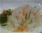 凉拌海蜇萝卜丝
