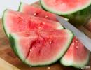 西瓜皮是能消暑利尿的好皮