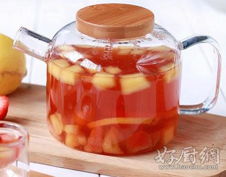 【水果茶】水果茶的做法大全