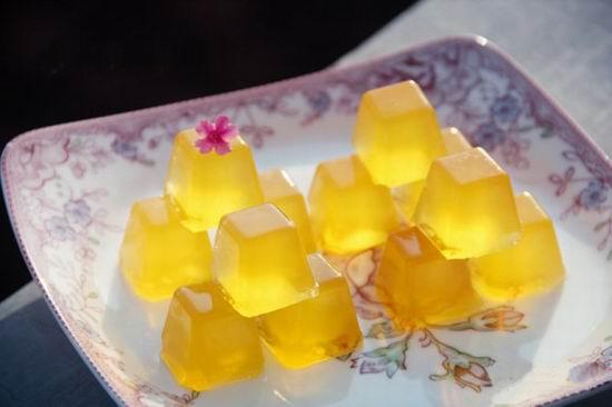自制橘汁QQ糖