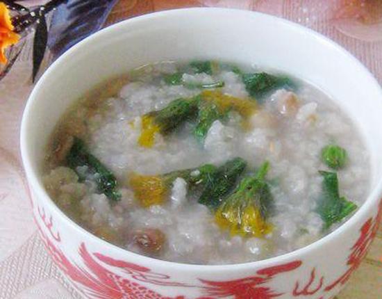 蒲公英紅豆糯米粥的做法大全_蒲公英紅豆糯米粥的家常做法怎么做好吃