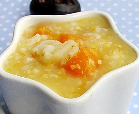 荸荠南瓜小米粥的做法大全_荸荠南瓜小米粥的家常做法怎么做好吃