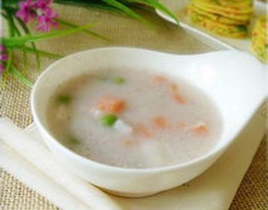 薏米芡實山藥粥的做法大全_薏米芡實山藥粥的家常做法怎么做好吃