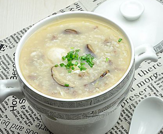 香菇生滚牛肉窝蛋粥的做法大全_香菇生滚牛肉窝蛋粥的家常做法怎么做好吃