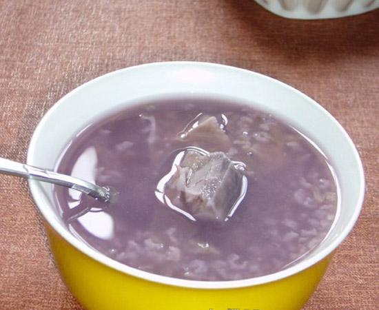 香芋紫薯粥的做法大全_香芋紫薯粥的家常做法怎么做好吃