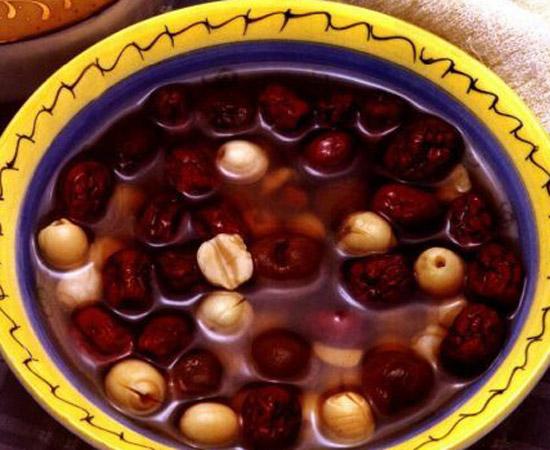 【红枣莲子桂圆汤】红枣莲子桂圆汤的做法大全