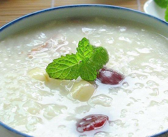 荷叶瘦肉莲子粥的做法大全_荷叶瘦肉莲子粥的家常做法怎么做好吃