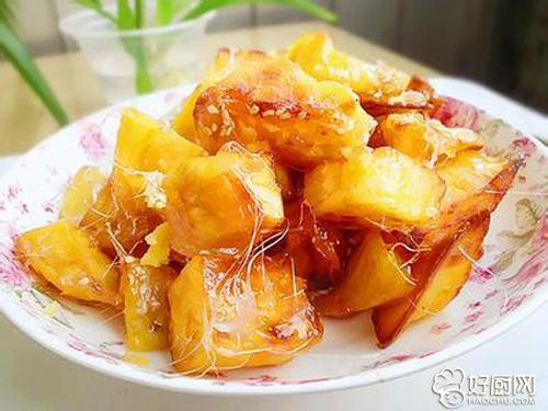 拔丝红薯的做法步骤_4