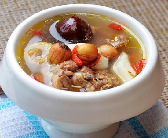 【图】豆腐红枣莲子做?【v豆腐】 兔肉莲子鸡汤和红枣能一起吃吗图片