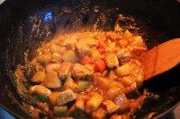 泰式娘惹咖喱鸡块的做法步骤_8