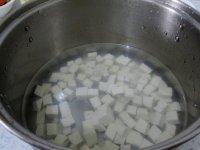 豌豆豆腐蛋花汤的做法步骤_5