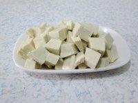 豌豆豆腐蛋花汤的做法步骤_2